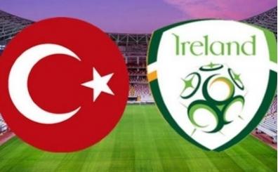 Türkiye'nin muhtemel 11'i! İrlanda Cumhuriyeti maçı saat kaçta? Hangi kanalda?