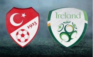 Bu akşam Türkiye İrlanda Cumhuriyeti maçı hangi kanalda? Milli maç saat kaçta başlayacak?