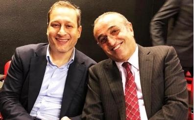 Galatasaray yöneticisi Burak Elmas'tan flaş tweet!