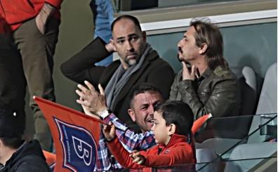 Igor Tudor: 'Sneijder'i ben göndermedim, kulüp gönderdi'