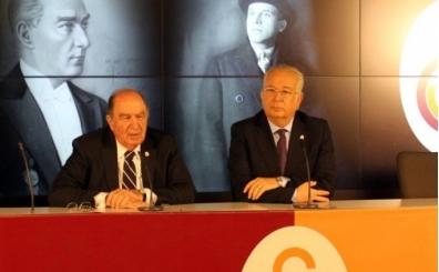Galatasaray Divan Kurulu Üyeleri mazbatalarını aldı