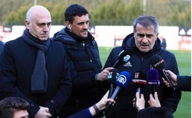 Beşiktaş'a geldi, internet sitesini kapattı