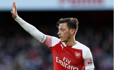 ''Mesut Özil, Çin'e transfer olmamalı''