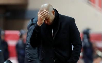 Thierry Henry oyuncularına tepkili