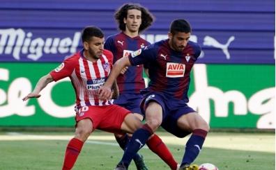 Atletico Madrid, Barcelona'nın peşini bırakmıyor!