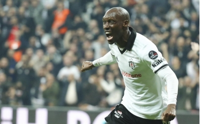 Beşiktaş'ın atom karıncası: Atiba Hutchinson