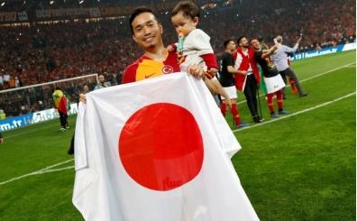 Nagatomo'nun makus talihi, Galatasaray'da değişti