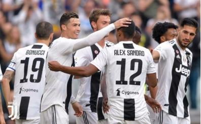 Juventus, İtalya'da şampiyonluğunu ilan etti!