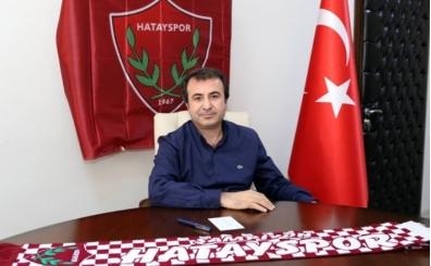 Hatayspor Başkanı Mehmet Maden: 'Şampiyon olmalıyız'