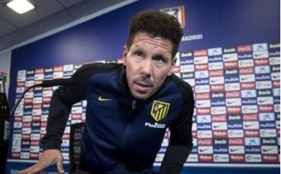 Diego Simeone: 'Gelecek sezon buradayım!'