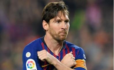Lionel Messi'den Kenya için 200 bin euro bağış!