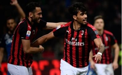 Hakan kilidi açtı, Milan çok rahat kazandı!