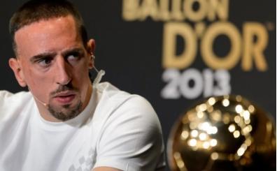 Ribery'nin Ballon d'Or isyanı; 'Bana haksızlık yapıldı'