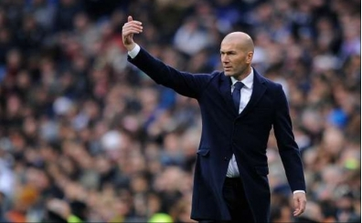 Zidane'den transfer açıklaması: 'İstediğimi biliyorum'