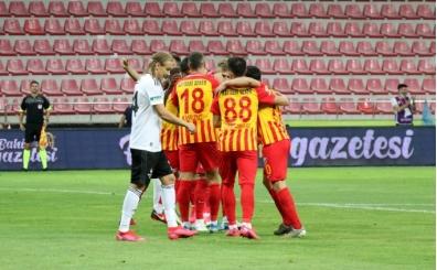 Kayseri ligde kalmak için Beşiktaş'ı da tanımadı!