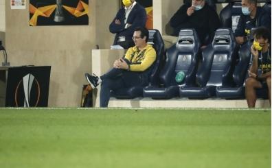 Unai Emery: 'Maçın zor geçeceğini biliyordum'