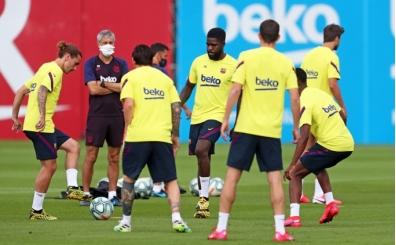 Barcelona için koronavirüs iddiası; '7 kişi pozitifti'