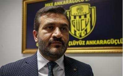 Ankaragücü'nden açıklama: '7 takım istemese, bu lig oynanmazdı'
