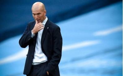 Zidane: 'Takımın durumu endişelendiriyor'
