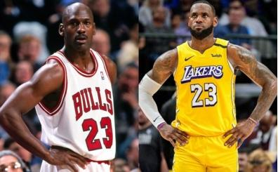 J.R., Jordan - LeBron kıyaslamaları için: 'Bir aslanla kaplanı kıyaslayamazsınız'