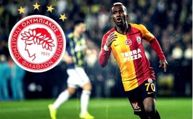 Onyekuru, Galatasaray için Olympiakos'u reddetti!