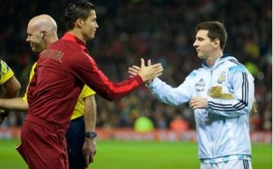 Ronaldo & Messi - Juventus olur mu?