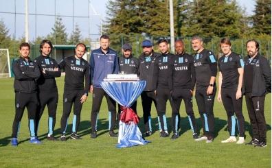 Trabzonspor'da şampiyonluk kenetlenmesi