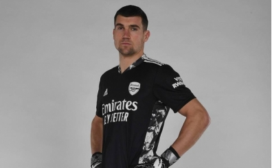 Arsenal'den kaleci transferi: Mathew Ryan