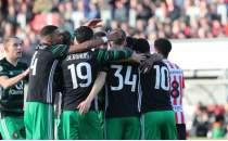 Feyenoord'dan 7 gollü patlama!