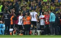 Beşiktaş'ta tepki;