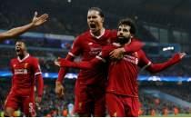 Liverpool Salah önderliğinde City'i yıktı