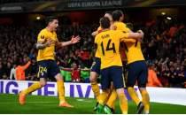 10 kişilik Atletico'dan Arsenal'e kötü sürpriz