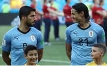 Oscar Tabarez'den Luis Suarez ve Edison Cavani'ye büyük övgüler!