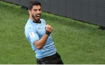Suarez Uruguay'ın kahramanı oldu!