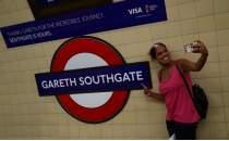 İngiltere'de Gareth Southgate'e büyük jest