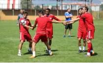 Sivasspor yeni sezona Bolu'da ısınıyor
