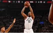 Toronto Raptors son çeyrekte açıldı! Wizards...