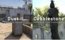 Valve'dan sürpriz güncelleme, Dust II geri dönüyor!