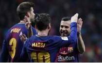 Barcelona güle oynaya Kral Kupası'nı kazandı!