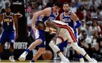 Philadelphia 76ers deplasmanda fire vermedi!