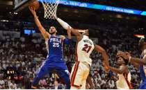 Philadelphia 76ers avantajı geri aldı! Miami...