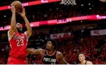 New Orleans Pelicans kayıpsız yarı finalde!