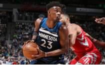 Minnesota Timberwolves, Butler ile güldü!