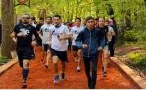 App Run Hazırlık Koşusu Caddebostan'da