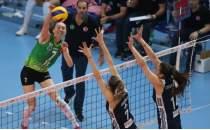 Bursa Büyükşehir Belediyespor, finalde kaybetti