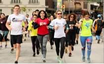 App Run Hazırlık Koşusu Belgrad Ormanı'nda
