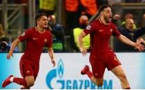 Cengiz Ünder'li Roma Barcelona'yı devirdi