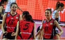 Sultanlar Ligi'nde şampiyon Vakıfbank!