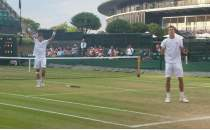Milli tenisçi Yankı Erel Wimbledon'da finalde