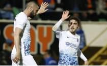 Trabzonspor, Alanya'da 9 dakikada geri döndü